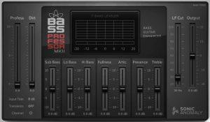 Bass Professor Mark II от Sonic Anomaly