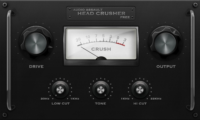 H Head Crusher Free от Audio Assault