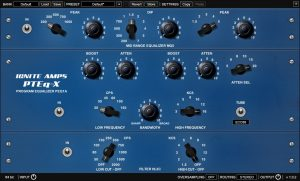 PTEq-X от Ignite Amps