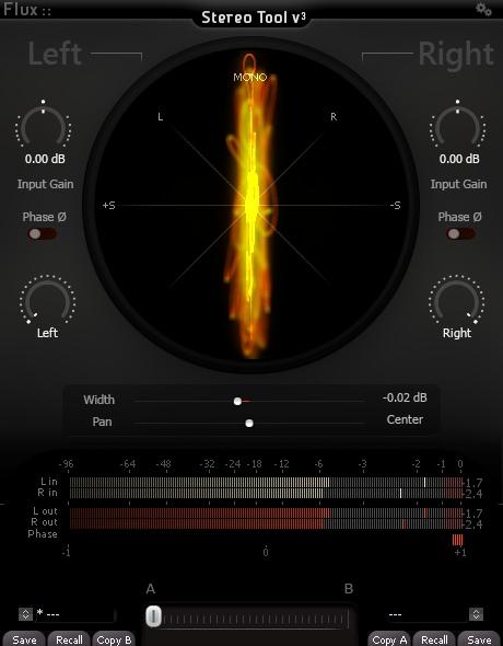 Stereo Tool от Flux